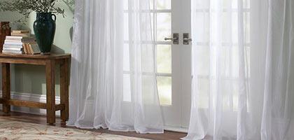 Arreglos de cortinas